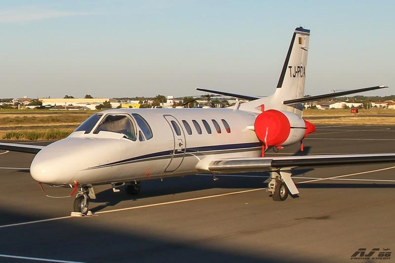 Cessna Citation 550 Bravo 550b 0864