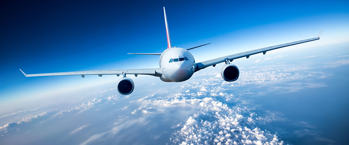 Aircraft Sales Airplane in air
