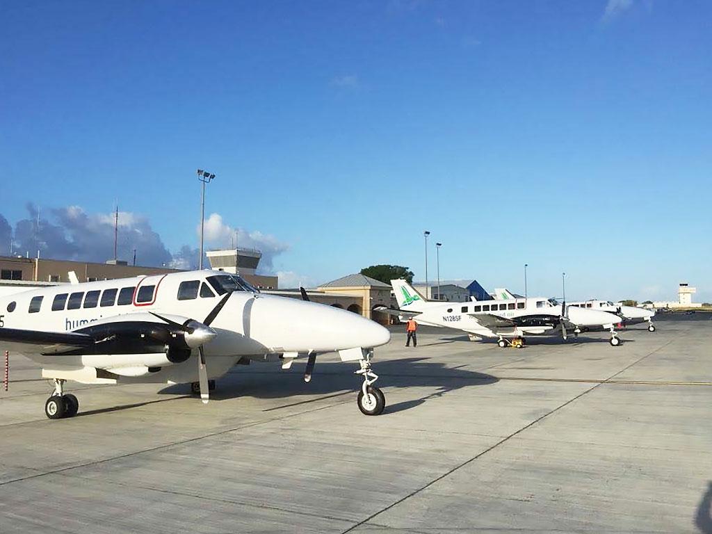 US Virgin Island Part 135 Commuter Airline