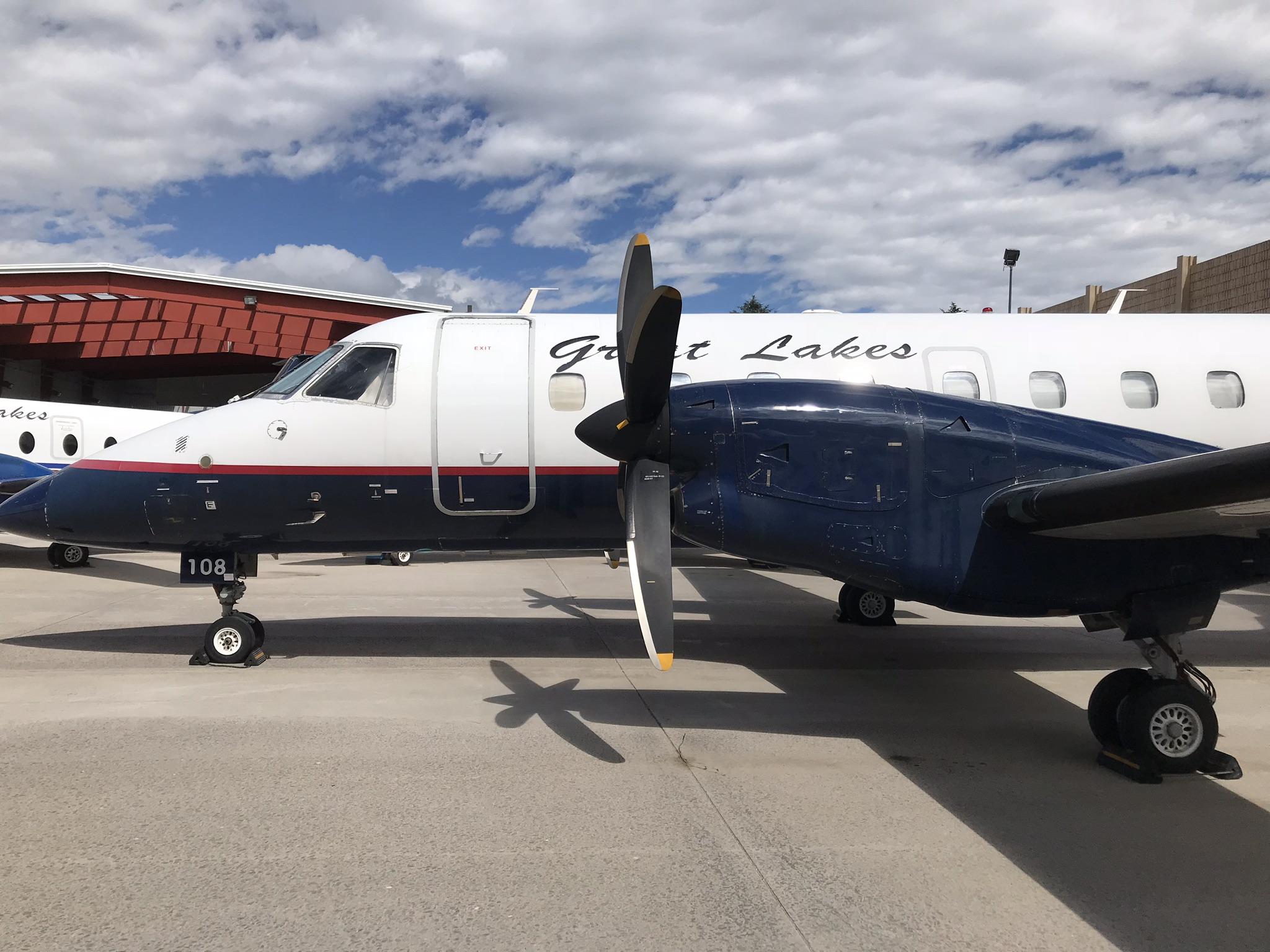 Embraer EMB 120-ER Brasilia (120-108) | Aircraft SOLD | SkyQuest